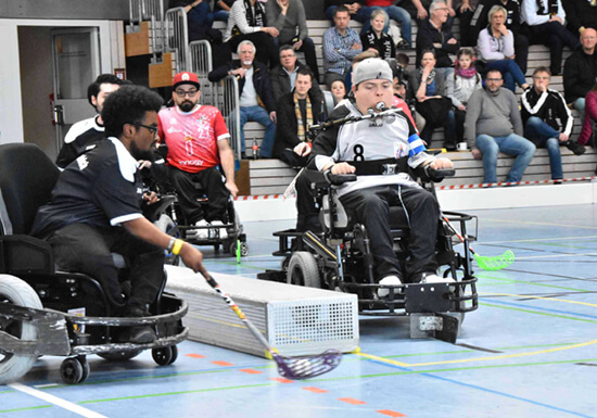 1. ERHC Dreieich e.V. Team Black Knights